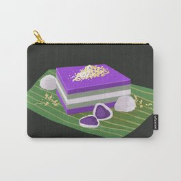 sapin-sapin (and ube coconut rice balls) Carry-All Pouch