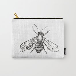 The Pale Bee Carry-All Pouch
