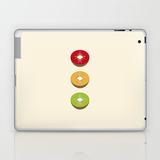 Go Kiwi Laptop & iPad Skin
