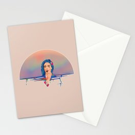 OVERFLOWING SINK Stationery Cards