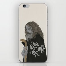 Alan Moore iPhone & iPod Skin