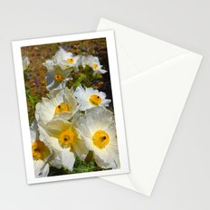 Mexican Poppies Stationery Cards