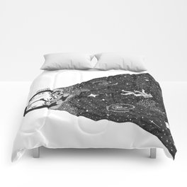 Time Exploding Comforters