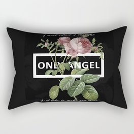 Harry Styles Only Angel graphic artwork Rectangular Pillow