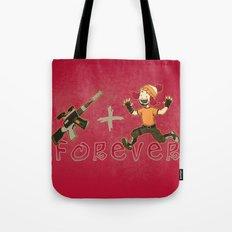 Jayne + Vera 4 Ever Tote Bag