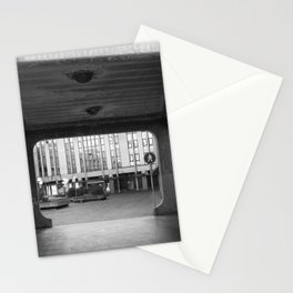 Asymmetrical Brutalist - Padua Stationery Cards