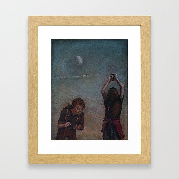 Rath Framed Art Print