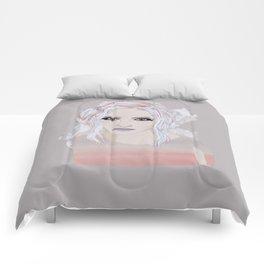 Wintery 1 Comforters