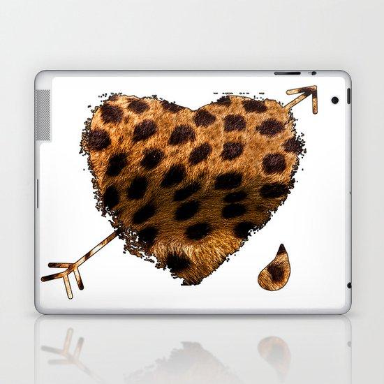 CHEETING HEART Laptop & iPad Skin