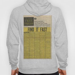 FIND IT FAST  Hoody