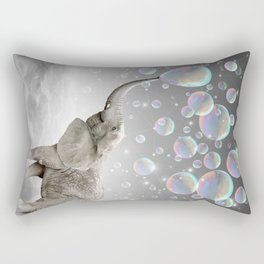 The Simple Things Are the Most Extraordinary (Elephant-Size Dreams) Rectangular Pillow