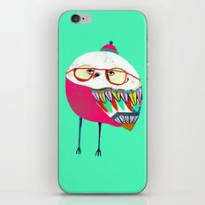 Owls are Cool iPhone & iPod Skin