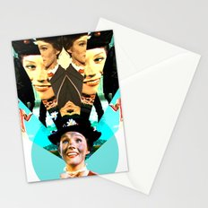 Molly Poppins Stationery Cards