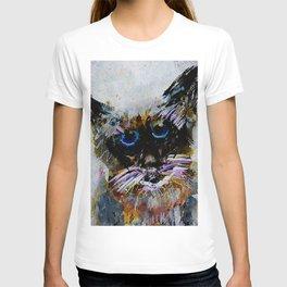 Old Cat T-shirt