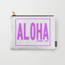 Aloha - Hawaiian Spirit Carry-All Pouch