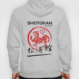 Shotokan Karate Tiger Hoody