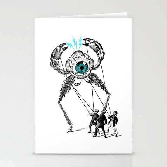 The Taming  Stationery Cards