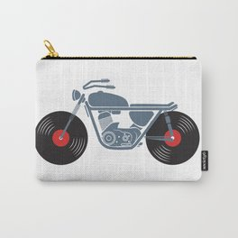 Vinyl Motorcycle Carry-All Pouch