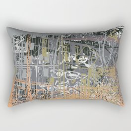 Lifes Clouds Rectangular Pillow