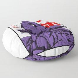 Eva 01 evangelion Floor Pillow