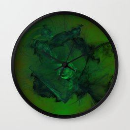 Vile Servant Wall Clock