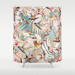 Tropical Mood I. Shower Curtain