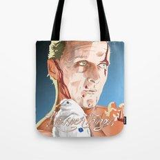 I've seen things Tote Bag