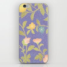 PAINTING FLOWER  iPhone & iPod Skin