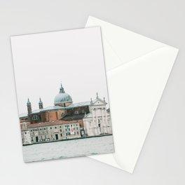 Travel photography   Italy venice   Fine art city Art Print  Stationery Cards