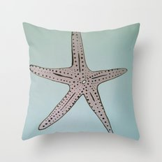 starfishpillow Throw Pillow