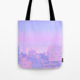Sailor City Tote Bag