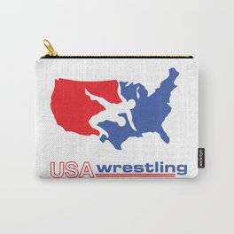 USA Wrestling Carry-All Pouch