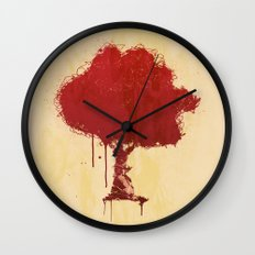 s tree t Wall Clock