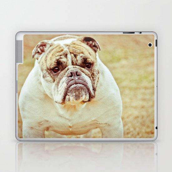 Portrait of a Lady Laptop & iPad Skin