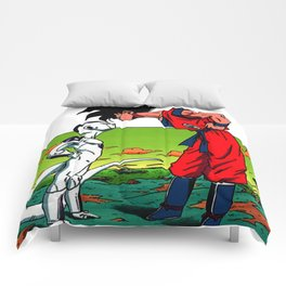 Dragon Ball Fight Comforters