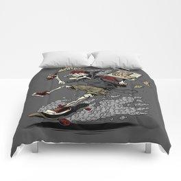 PARTY UNTIL DEATH Comforters