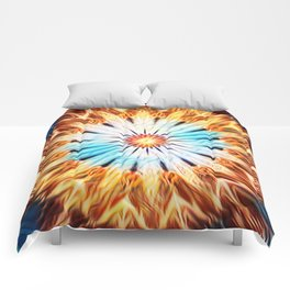 sunflower 1 Comforters