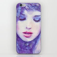 Song to the skies iPhone & iPod Skin