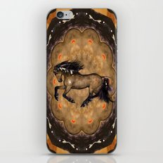 HORSE - Cherokee iPhone & iPod Skin