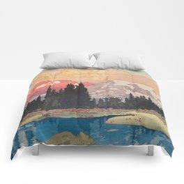 Storms over Keiisino Comforters