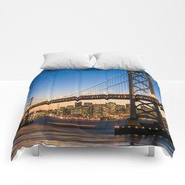 San Francisco 02 - USA Comforters