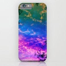 Rainbow Forest iPhone 6s Slim Case