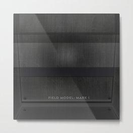 Phone Case - Dark Metal Metal Print