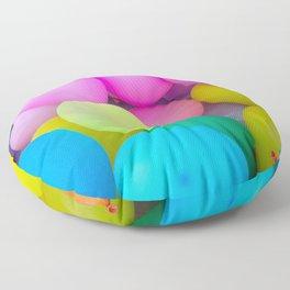 Balloons Floor Pillow