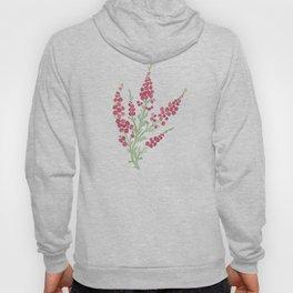 Weaver's Dream / Geometric Meets Floral Hoody