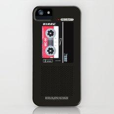 Diane Tape Recorder Case iPhone (5, 5s) Slim Case