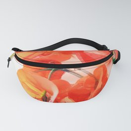 Sunny Bougainville Fanny Pack