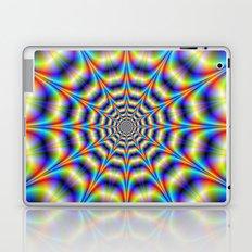 Psychedelic Wheel Laptop & iPad Skin
