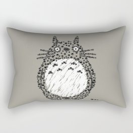 Susuwatotoro Rectangular Pillow