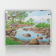 A Day of Forest(7). (the river ecosystem) Laptop & iPad Skin